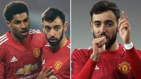 Bruno Fernandes Names Three Manchester United Legends He Wishes That He Could Play Alongside