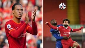 Virgil Van Dijk Names World's Best Centre-Backs, Including Two From Premier League