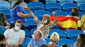 Australian Open Heckler Dubbed 'Courtside Karen' Calls Live Radio Station