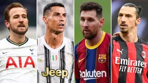 The 50 Players With Most Hat-Tricks In The 21st Century Have Been Ranked