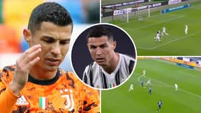 Compilation Of Juventus' Defensive Mistakes 'Proves' Cristiano Ronaldo Has Been Let Down By His Team