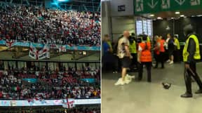 England Fan Who Stormed Euro 2020 Final At Wembley Stadium Explains How He Did It