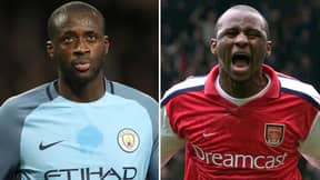 Yaya Toure Vs Patrick Vieira: Fans Clash In Heated Debate Over Who Was Better In Their Prime