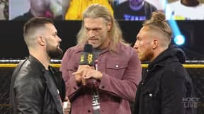 WWE NXT Champion Finn Balor: 'I'd Relish A Match With Edge Anytime'