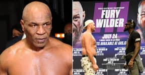 Mike Tyson Gives Tyson Fury vs Deontay Wilder Prediction, Tells Bronze Bomber Not To Worry About Defeat