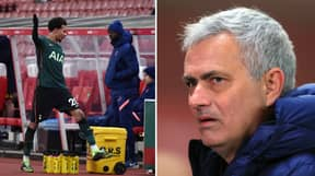Jose Mourinho Says He Was Upset At Dele Alli After Stoke Goal