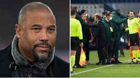 John Barnes Sparks Social Media Row After Defending Fourth Official At Centre Of Racism Storm During Champions League Tie
