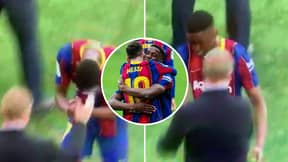 Barcelona Youngster Ilaix Moriba Bowed Down To Ronald Koeman After He Gave Him An Opportunity