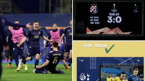 Joe Hart Posts Embarrassing Message After Tottenham Hotspur Europa League Defeat