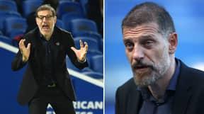 Slaven Bilic Says He Hopes Sam Allardyce Keeps West Brom Up