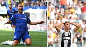 Hazard Gets A Spicy Upgrade In FIFA 19's First Team Of The Week
