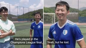 Son Heung-Min's Brother Gives Ruthless Response When Reporter Points Out He Played In Champions League Final