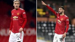 'Manchester United Players Don't Trust Donny Van De Beek Yet'