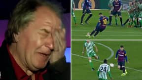 The Day Lionel Messi Brought Commentator Ray Hudson To Tears With A Legendary Solo Performance