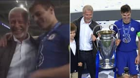 What Cesar Azpilicueta Told Roman Abramovich After Winning Champions League