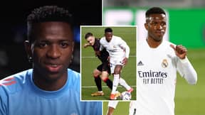 Vinicius Jr 'Knows Rivals Fear Him 1v1' And He Could Be Football's Most Confident Player