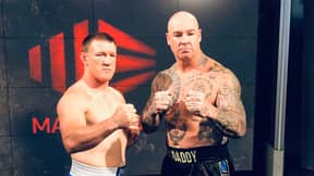 Ex-Rugby League Player Paul Gallen Says Aussie Boxer Lucas Browne Has 'B**ch T*ts'