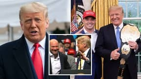 Donald Trump To Attend UFC 264 In Rare Public Appearance After Leaving Office