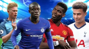 The Top 20 Most Valuable Midfielders In World Football Right Now