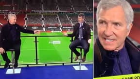 Liverpool Legend Graeme Souness Criticises Manchester United Fans Who Threw Flare Inside Old Trafford During Sunday's Protests