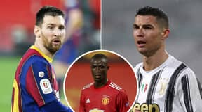 Ronaldo Or Messi? Eric Bailly Gives Bizarre Answer When Asked Who He Prefers