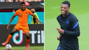 Denzel Dumfries Opens Talks With Serie A Club After Impressing At Euro 2020
