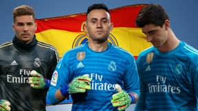 Real Madrid Have Conceded More Goals Than Any Other La Liga Team This Season
