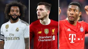The Top 10 Left-Backs In The World Right Now Have Been Ranked