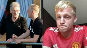 Donny Van De Beek Reveals He Joined Manchester United For 73-Year-Old Former Coach Who Is Dying