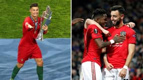 Bruno Fernandes Reveals Arguments With Manchester United Teammates Over Who Is The G.O.A.T