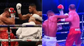 Anthony Joshua Knocks Out Kubrat Pulev To Retain World Titles