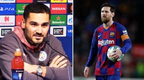 Ilkay Gundogan Leaves Cristiano Ronaldo Out Of World Top Three