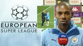 Manchester City Captain Fernandinho Showed Incredible Leadership Qualities By Requesting To Do Post-Match Media