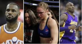 NBA Legends LeBron James And Kobe Bryant Offer Support To Ronda Rousey