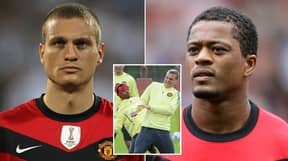 Manchester United Legends Did Not Speak For Three Months, Rio Had To Become Between Them!
