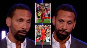 Rio Ferdinand Was Adamant About Who He Would Choose Out Of Prime Mohamed Salah And Prime Luis Suarez