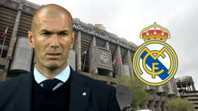 Zinedine Zidane Has Identified His Top Transfer Target For Real Madrid
