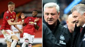 Manchester United Fans Cannot Believe Team Ole Gunnar Solskjaer Has Picked Against Newcastle