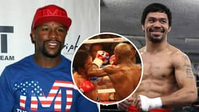 Floyd Mayweather Responds To Viral Video Teasing A Manny Pacquiao Rematch In Saudi Arabia