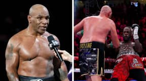Mike Tyson Gives His Honest Opinion On Tyson Fury's Win Over Deontay Wilder