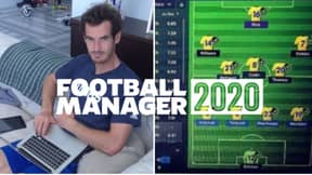 Andy Murray Details How Bad His Football Manager Addiction Was