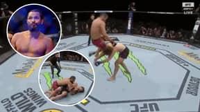 Ben Askren Was On The End Of Fastest KO In UFC History After Jorge Masvidal's Knee Strike