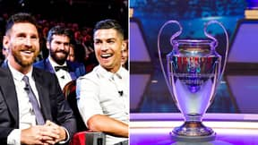 Champions League 2021/22 Groups Have Been Announced
