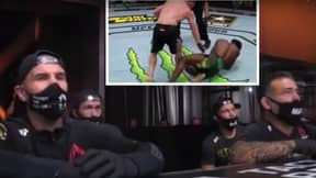 Damning New Footage Shows Petr Yan's Corner Telling Him To Throw Illegal Knee