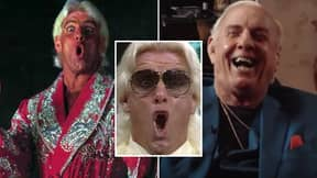 WWE Legend Ric Flair Claims To Have Had Sex With 10,000 Women