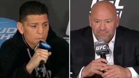 Dana White Confirms Nick Diaz WILL Return To UFC In 2021 And Hints At Potential First Opponent