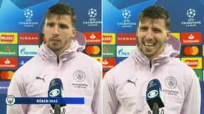 Ruben Dias' Captain-Like Post-Match Interview Shows His Incredible Maturity For A 23-Year-Old