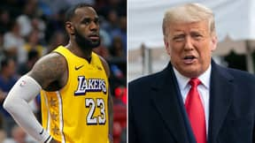 LeBron James Takes Shot At Donald Trump After Joe Biden's US Presidential Election Victory