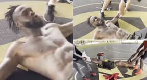 Deontay Wilder's Bizarre Recovery Routine Revealed