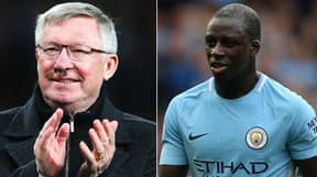 Benjamin Mendy Brilliantly Shuts Down 'Fan' Who Trolls Him For Supporting Sir Alex
